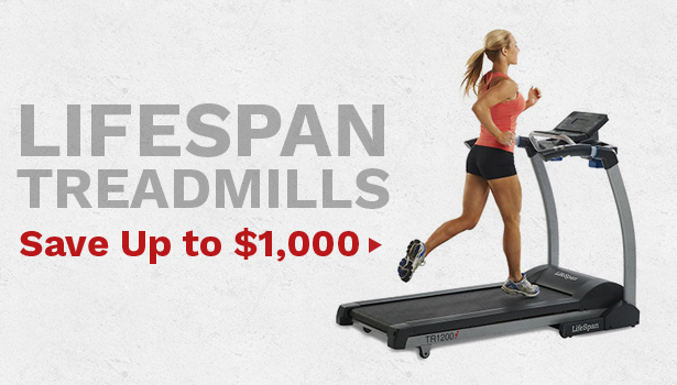 LifeSpan Treadmills